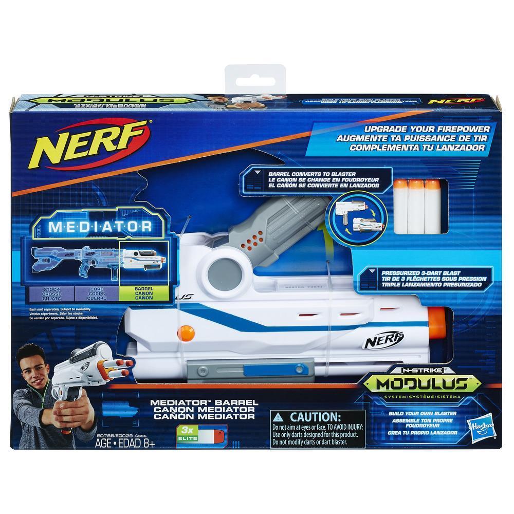 Nerf Modulus Mediator Namlu