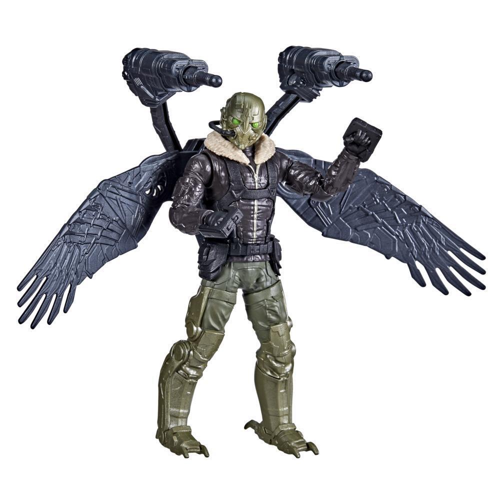 Spider-Man Özel Figür - Marvel's Vulture'ın Kanat Saldırısı