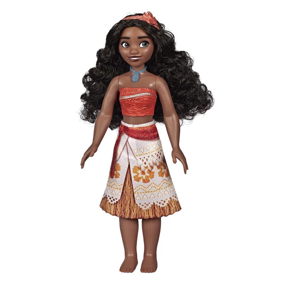 Disney Prenses Işıltılı Prensesler - Moana