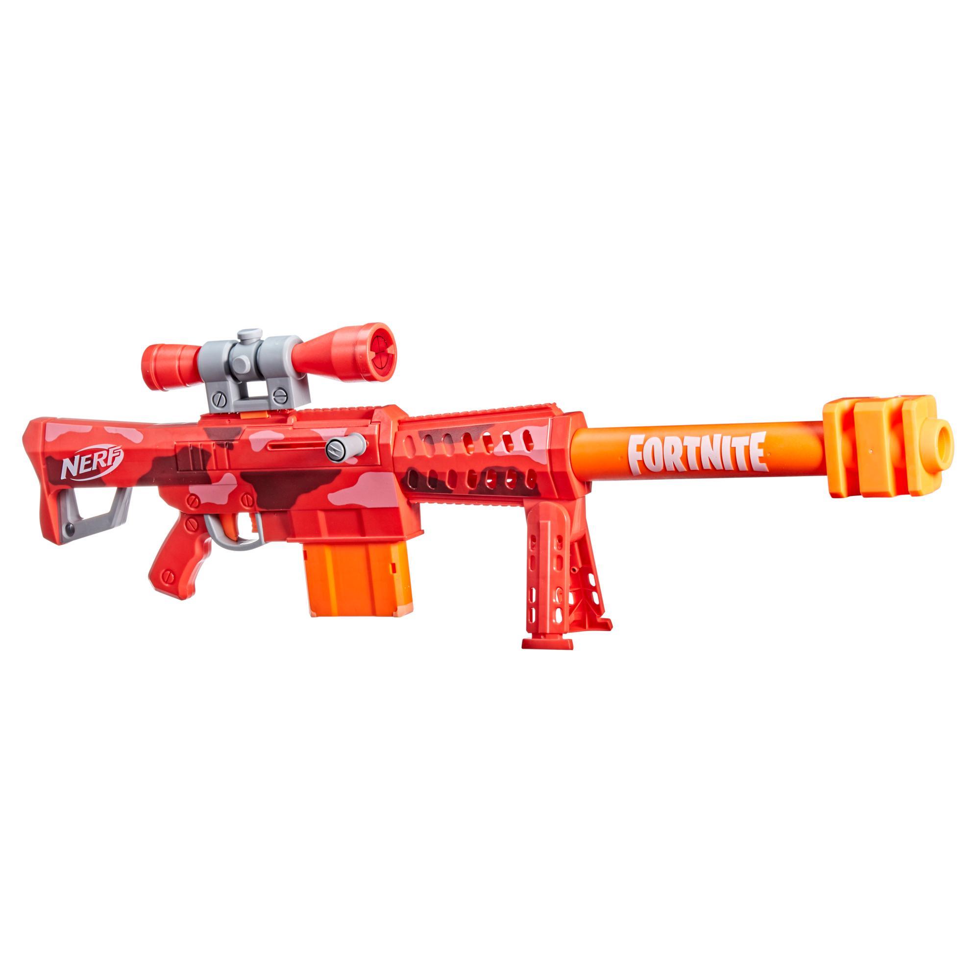 Nerf Fortnite Heavy SR Mega