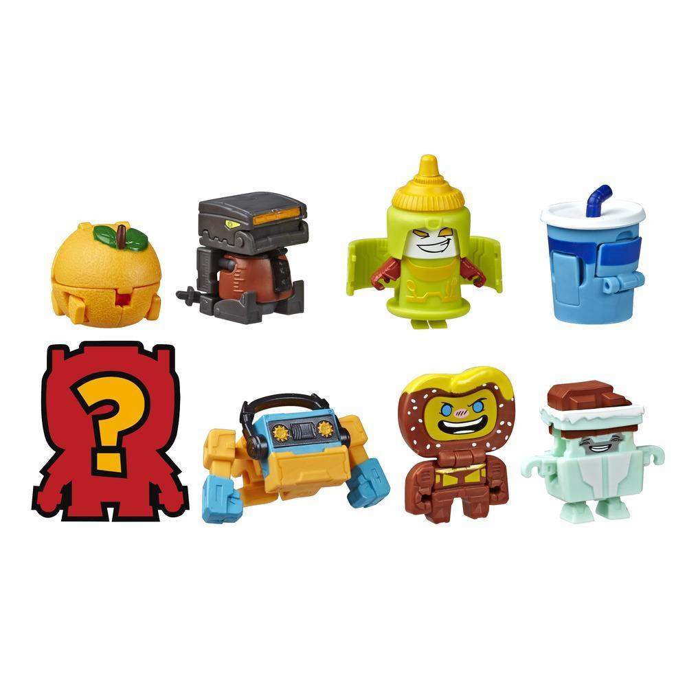 Transformers Botbots 8'li Paket - Film Devleri Ekibi