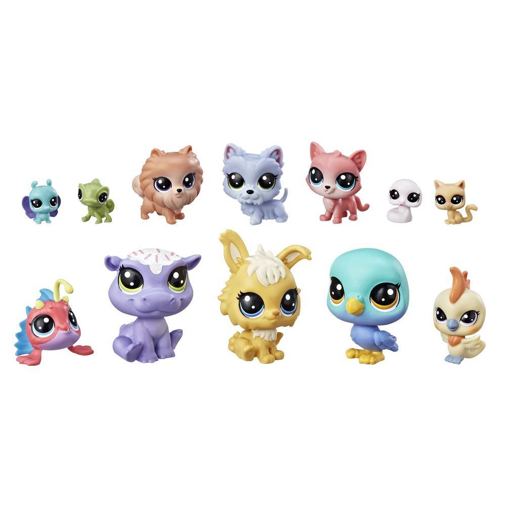 Littlest Pet Shop 12'li Miniş Seti - Cupcake