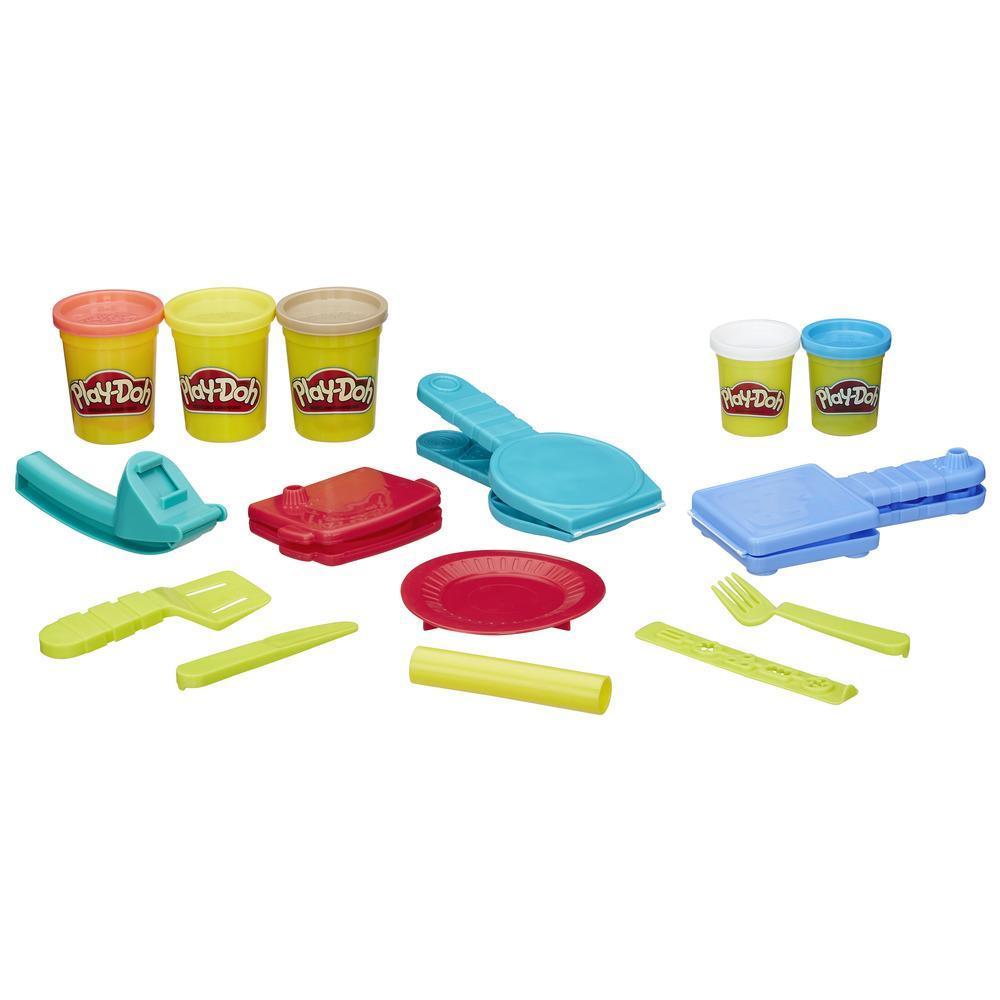 Play-Doh Kahvaltı Keyfi