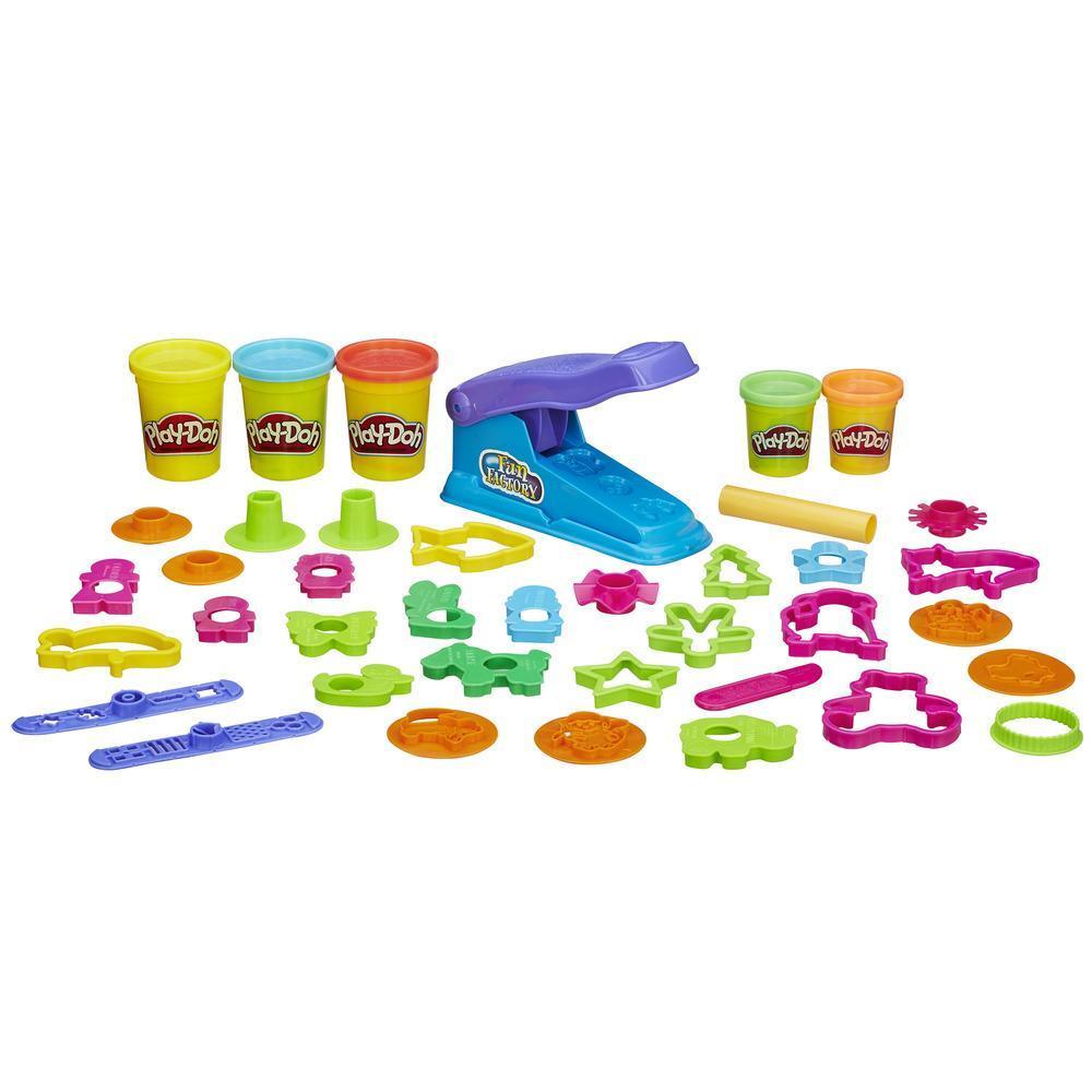 Play-Doh Eğlence Fabrikası Süper Set
