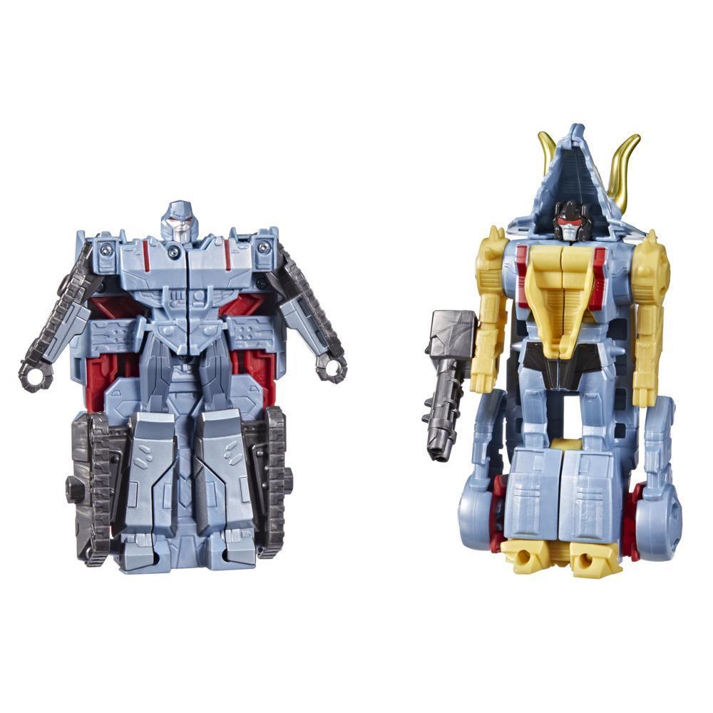 Transformers Bumblebee Cyberverse Maceraları Dino Combiners Slugtron