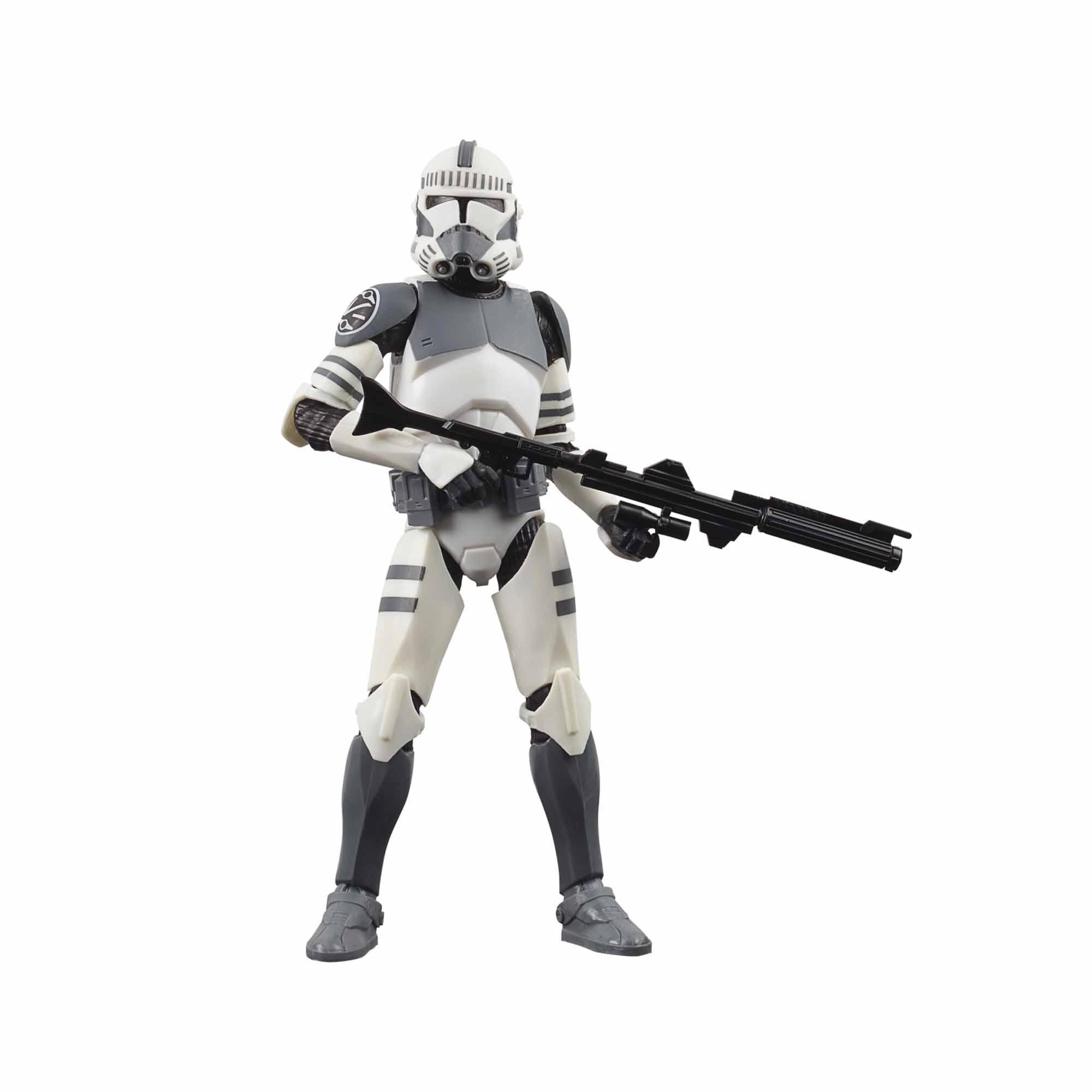 Star Wars The Black Series Clone Trooper (Kamino) Figürü