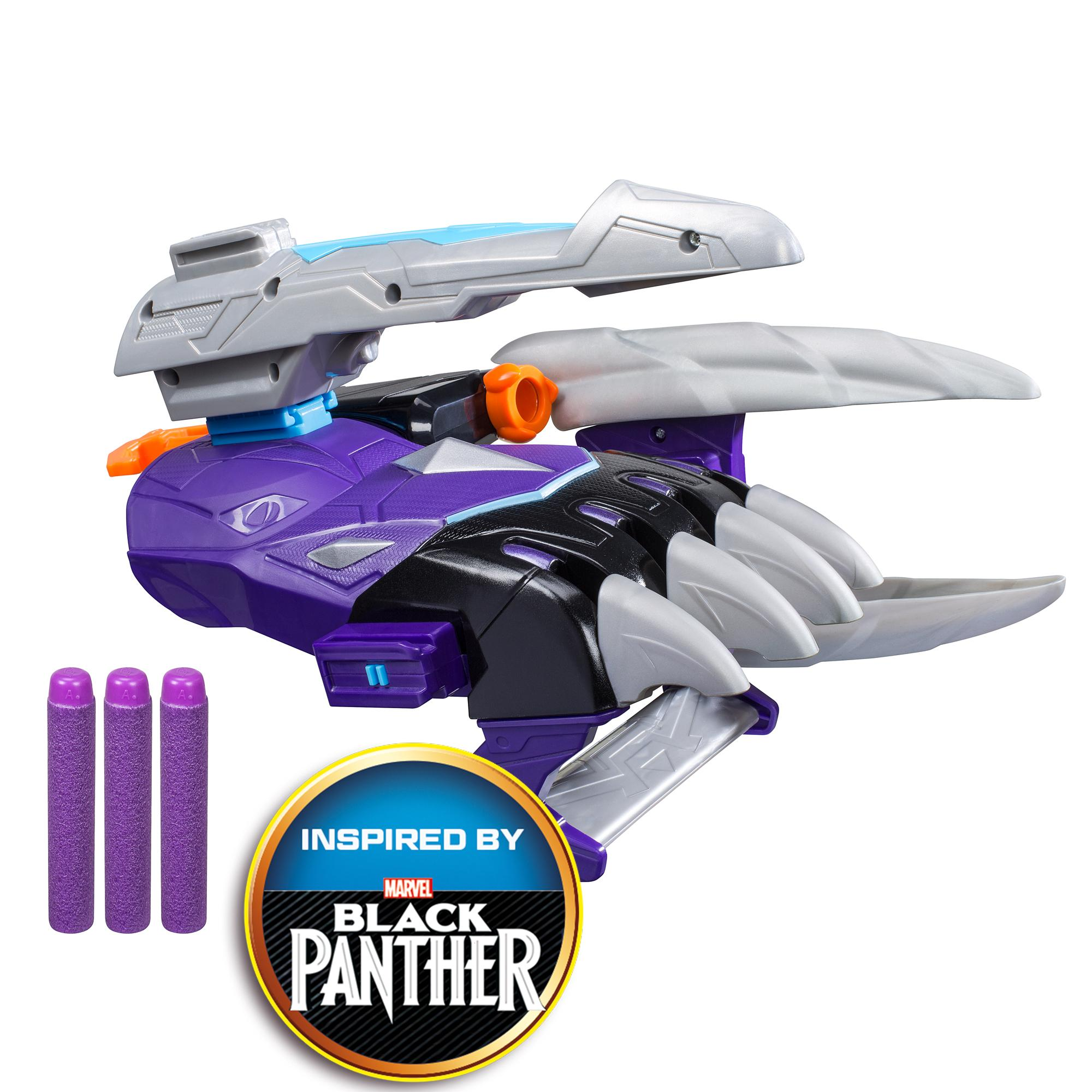 Marvel Avengers: Endgame Nerf Assembler Gear Black Panther