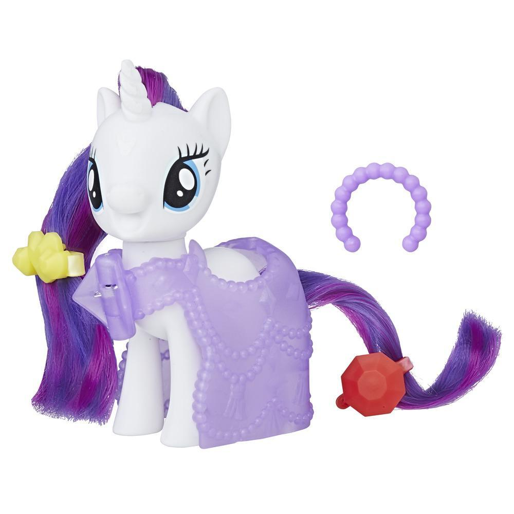 My Little Pony Balo Elbiseli Pony Figür - Rarity