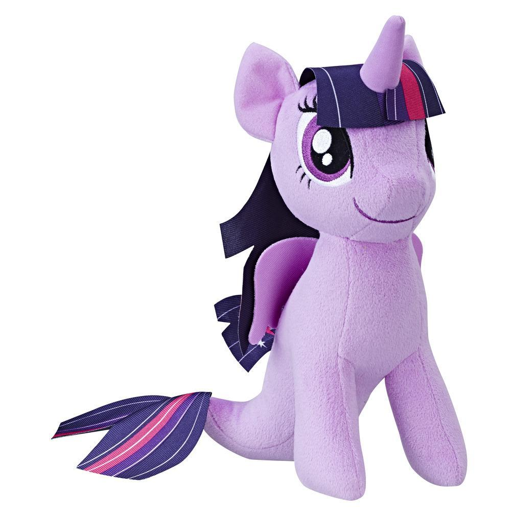 My Little Pony Süslü Saçlı Pony Peluş - Twilight Sparkle Deniz Pony