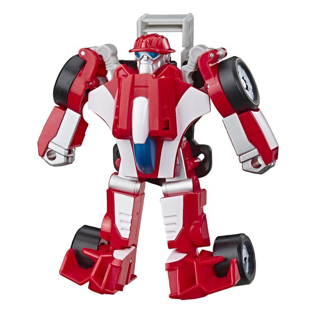 Transformers Rescue Bots Academy Figür - Heatwave