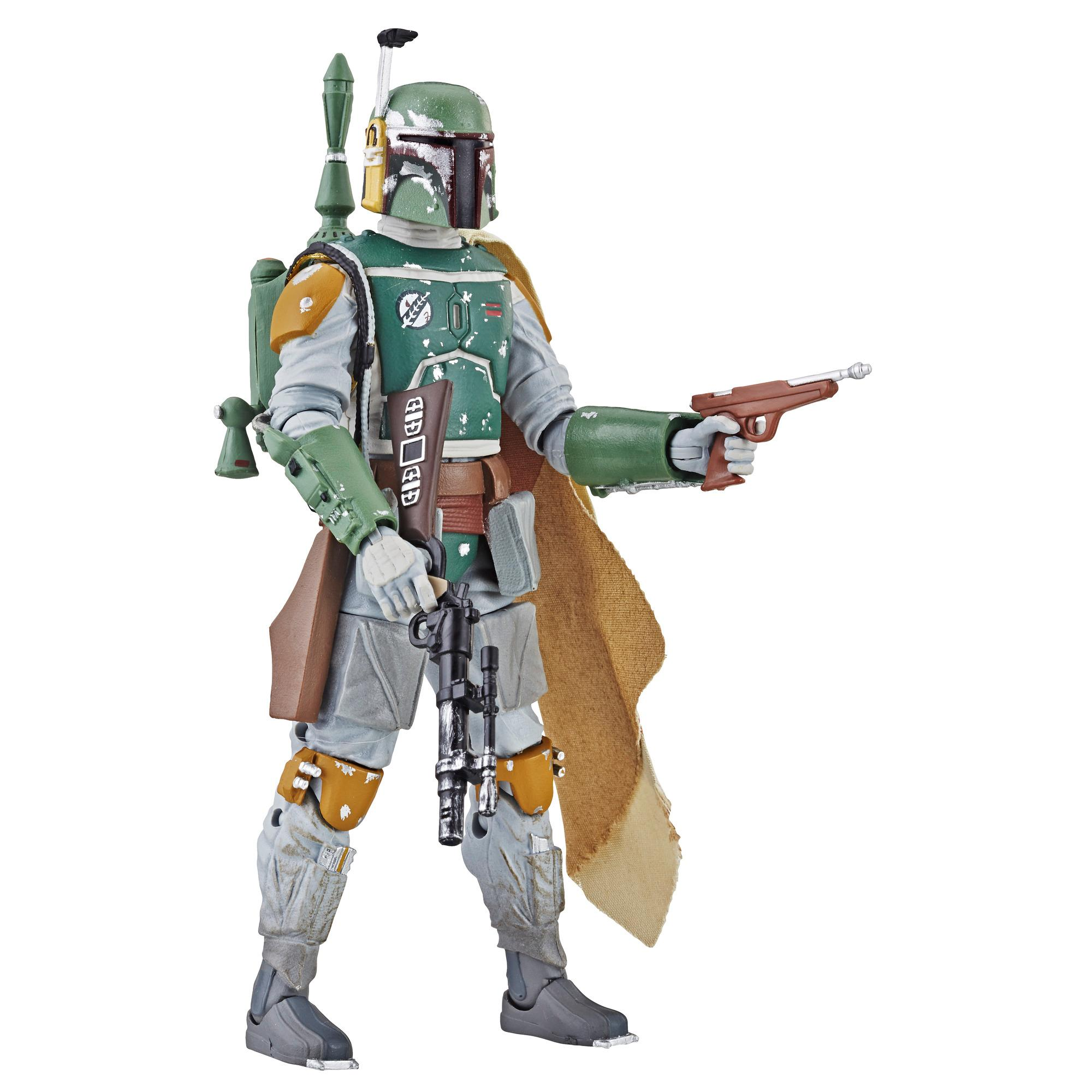 Star Wars Black Series Archive Boba Fett Figür