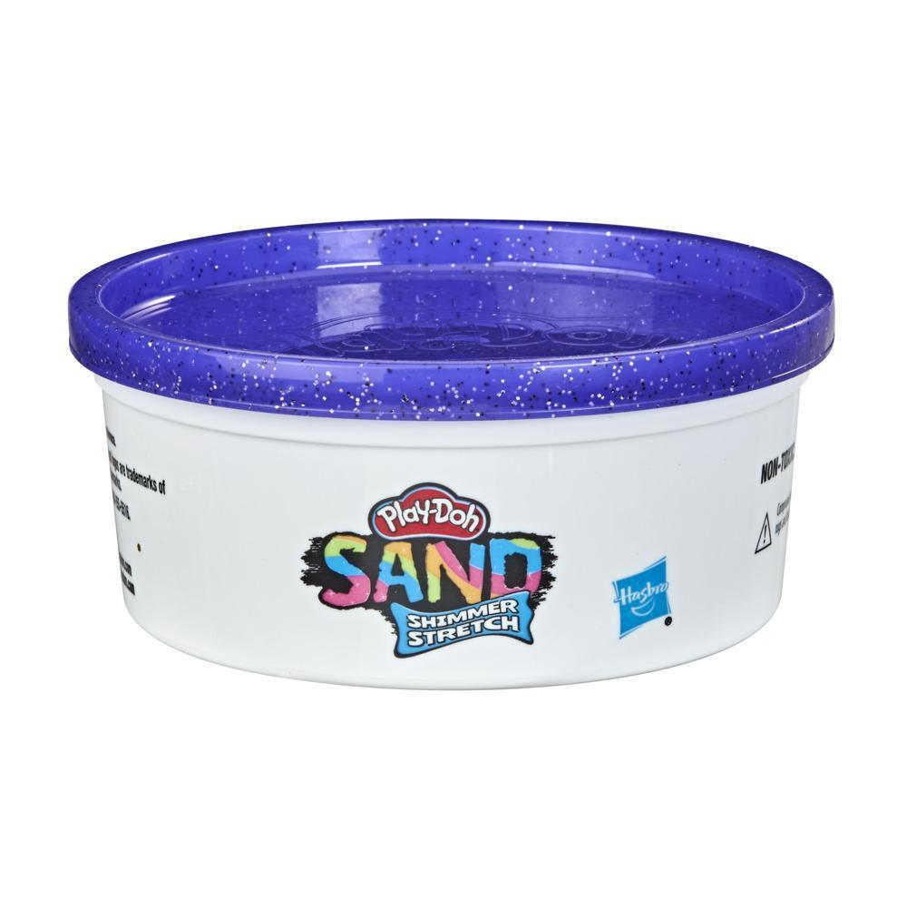 Play-Doh Sand Simli Esnek Kum Hamur - Mor