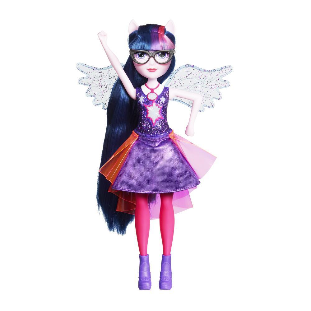 Işıklı Equestria Girls Twilight Sparkle