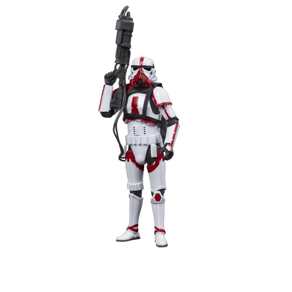 Star Wars The Black Series Incinerator Trooper Figürü
