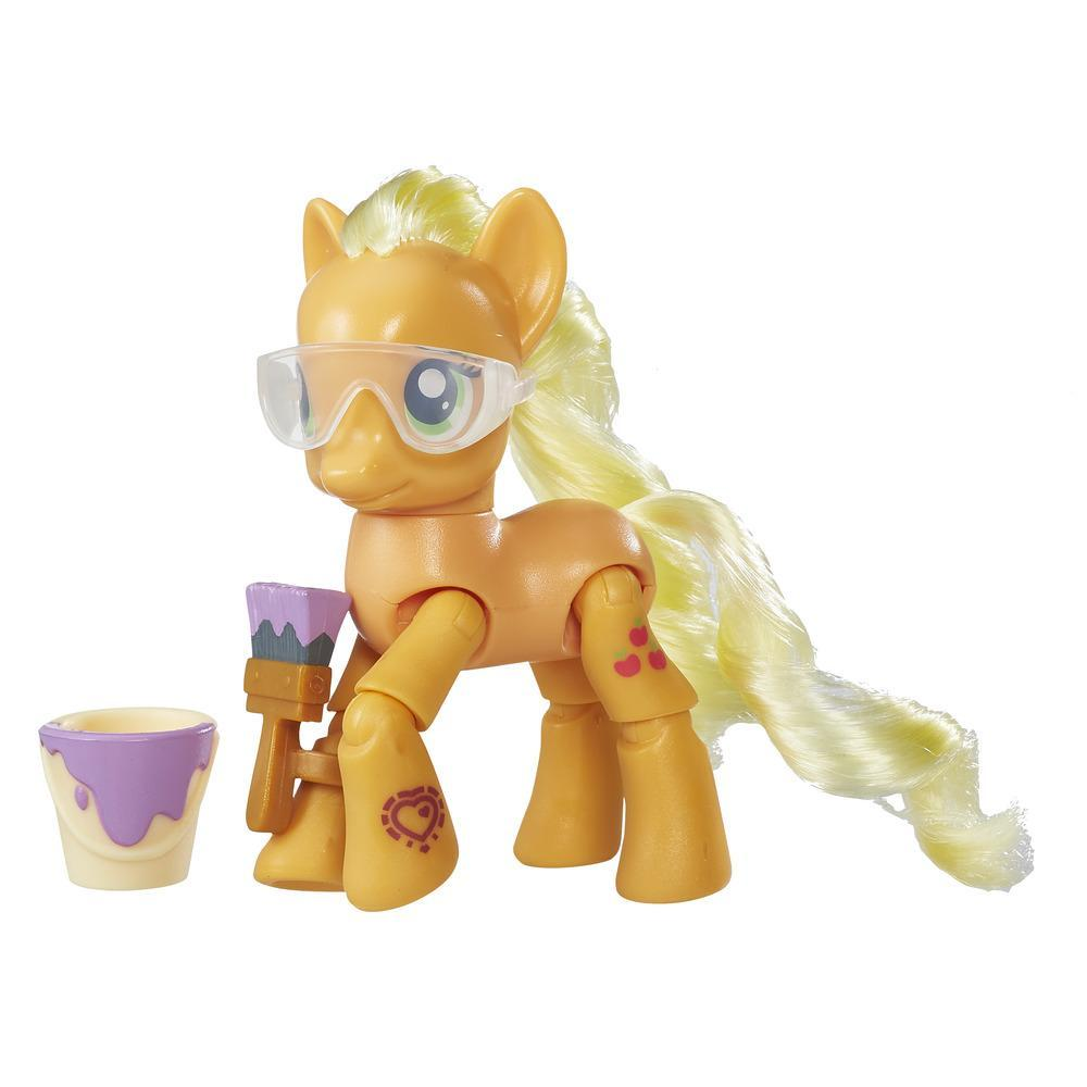 My Little Pony Hareketli Pony - Applejack