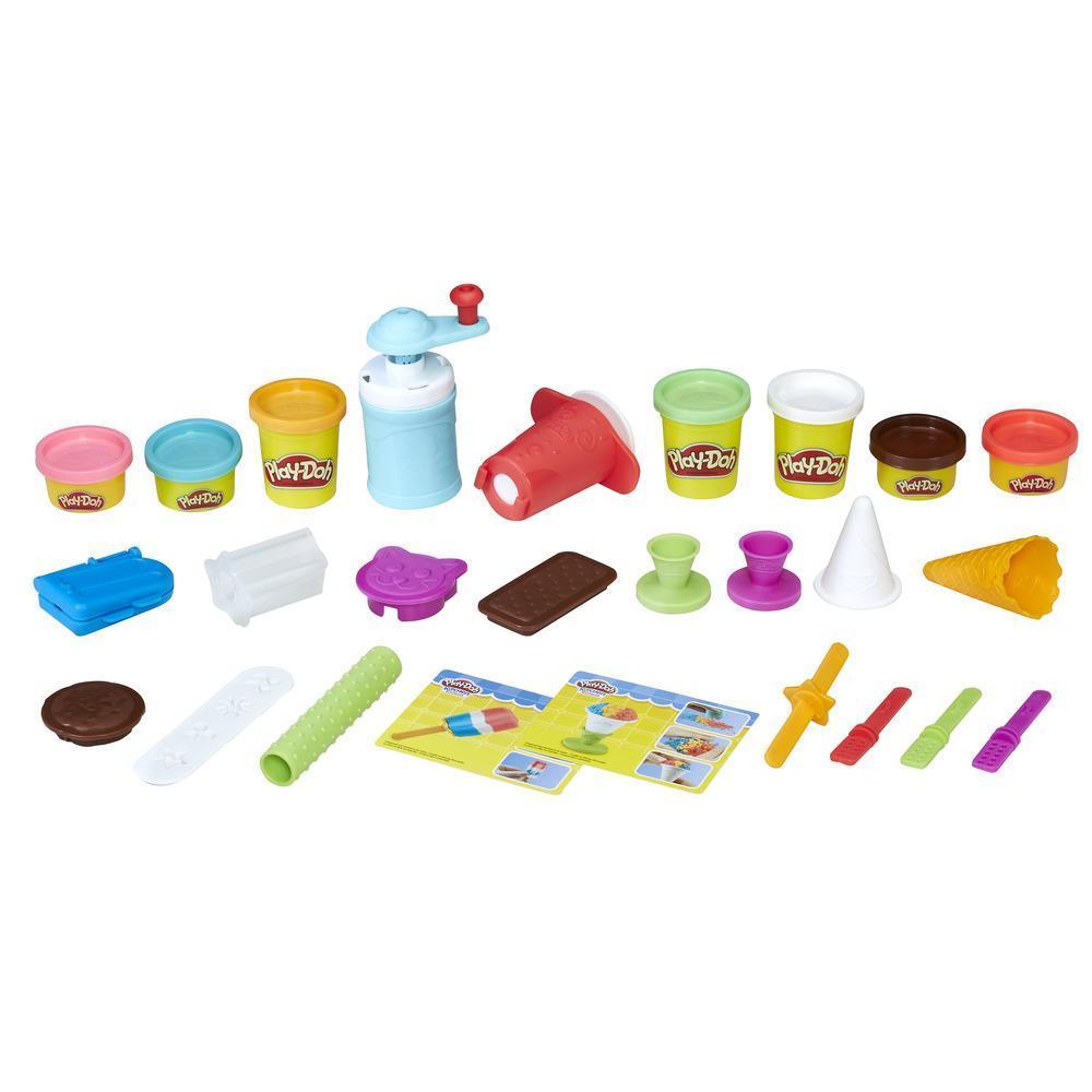 Play-Doh Dondurma Partisi