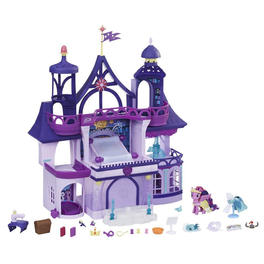 My Little Pony Twilight Sparkle'ın Arkadaşlık Okulu