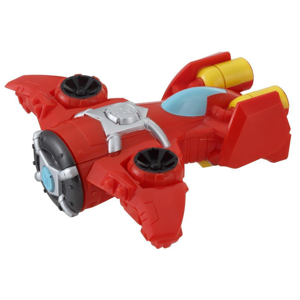 Transformers Rescue Bots Çizgi Film Figür - Hot Shot