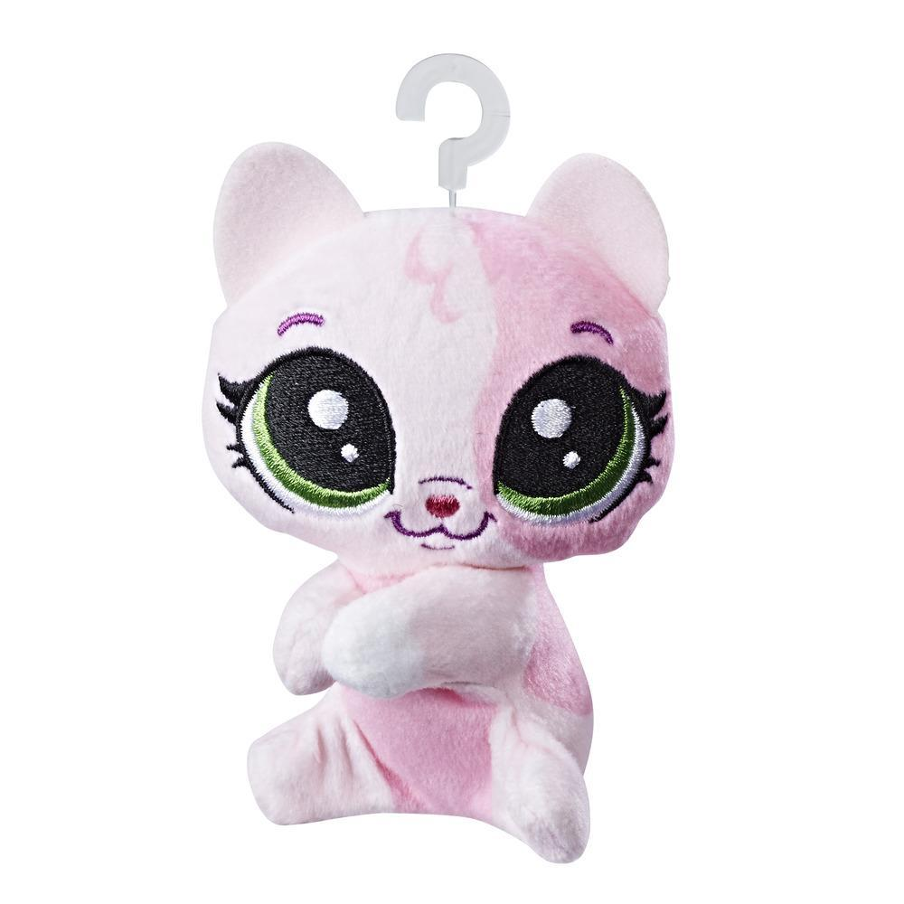 Littlest Pet Shop Miniş Mini Pelüş - Pinky Calicoco