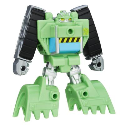 Transformers Rescue Bots Çizgi Film Figür - Boulder Construction Bot
