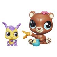 Littlest Pet Shop İkili Miniş - Ayı ve Arı
