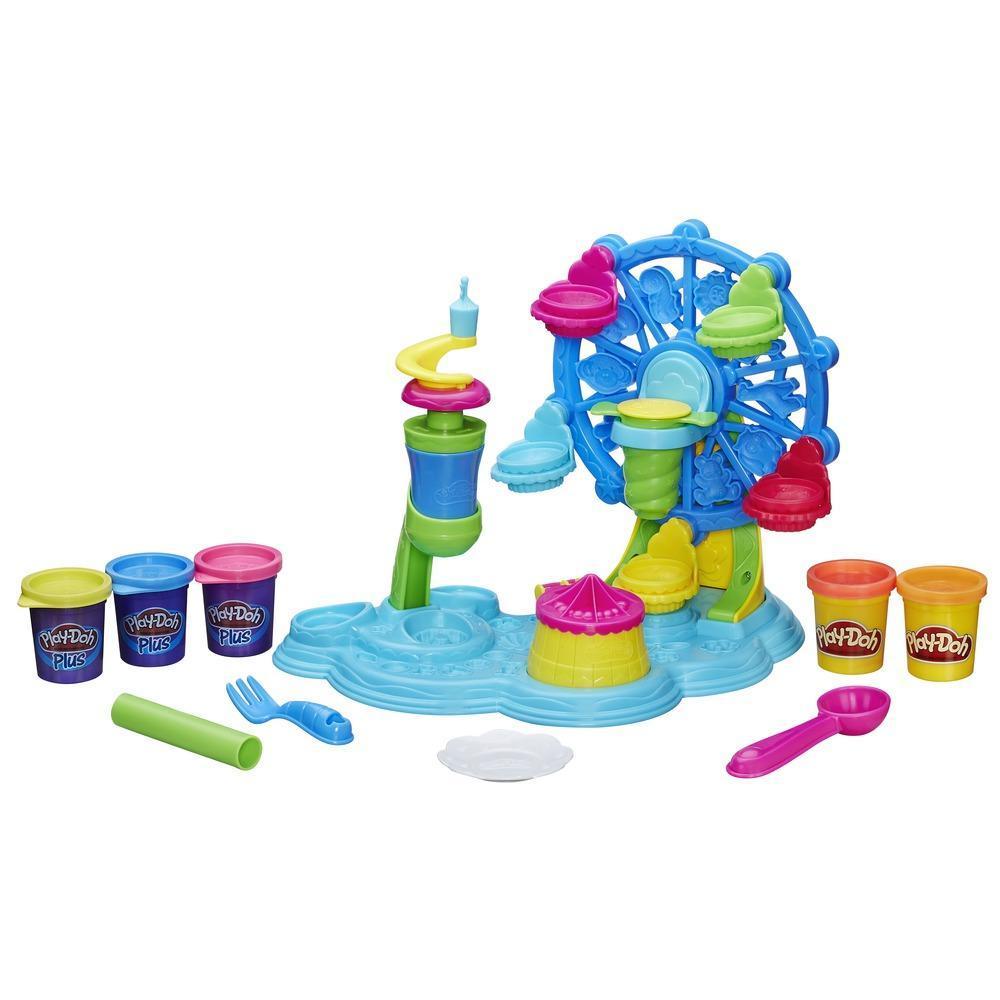 Play-Doh Cupcake Festivali