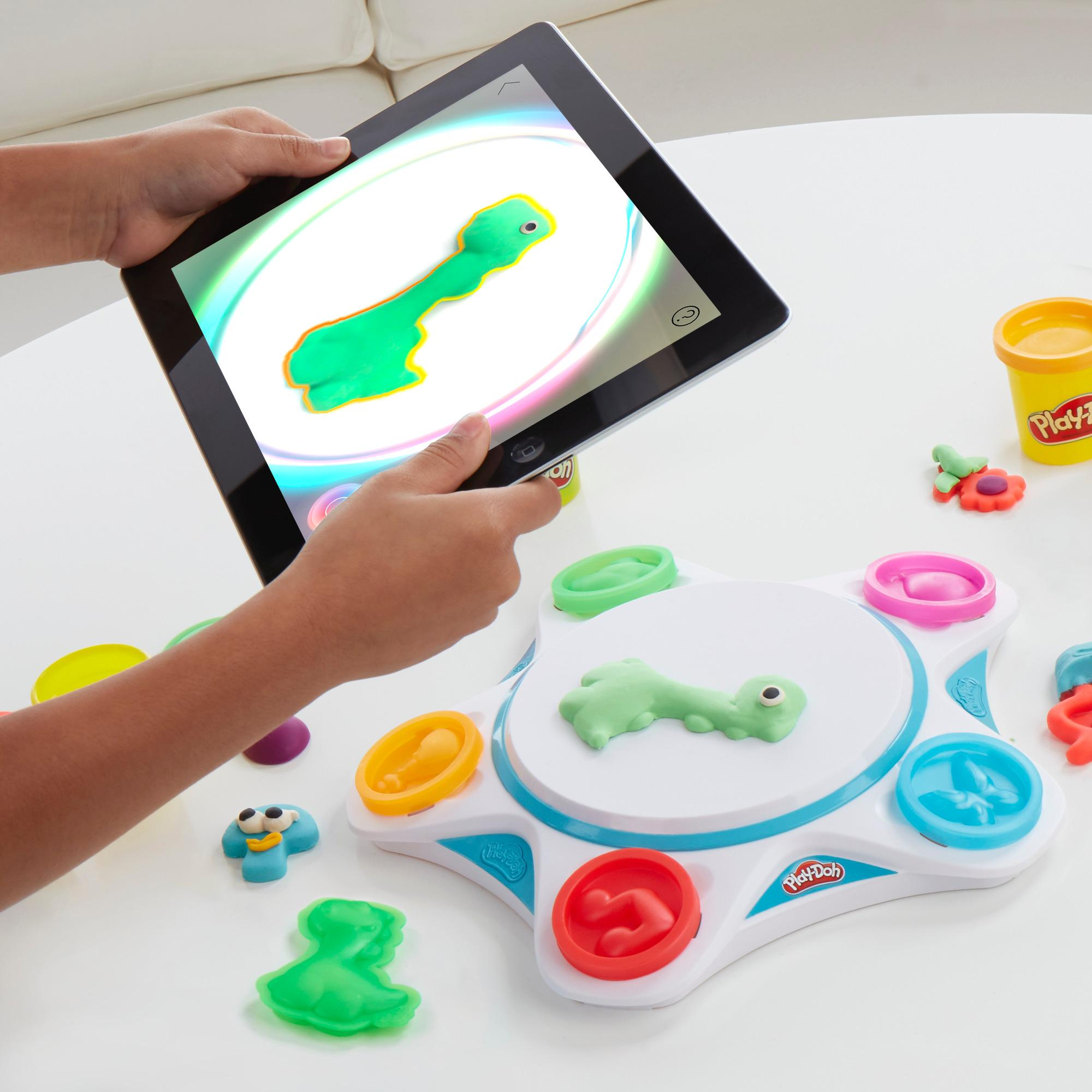Play-Doh Touch Hayal Gücü Stüdyosu- Apple Edition