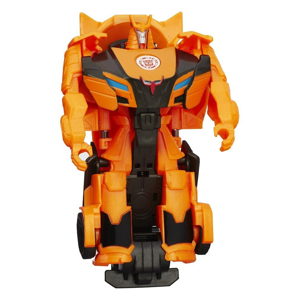 Transformers Robots in Disguise Tek Adımda Dönüşen Figür - Autobot Drift