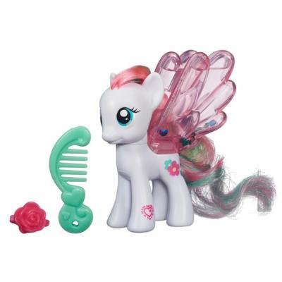 My Little Pony Pırıltılı Pony Figür - Blossomforth