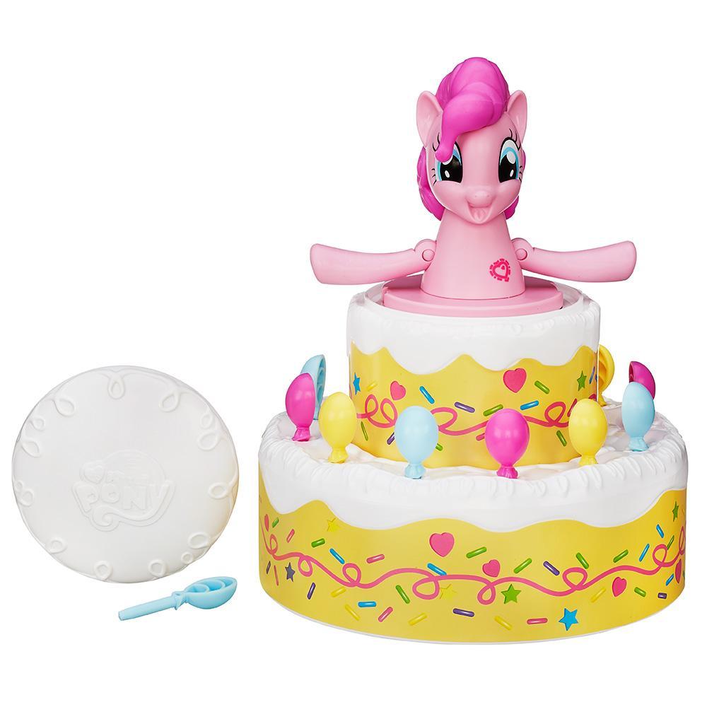 Hasbro Oyunlar Pinkie Pie Pasta Sürprizi