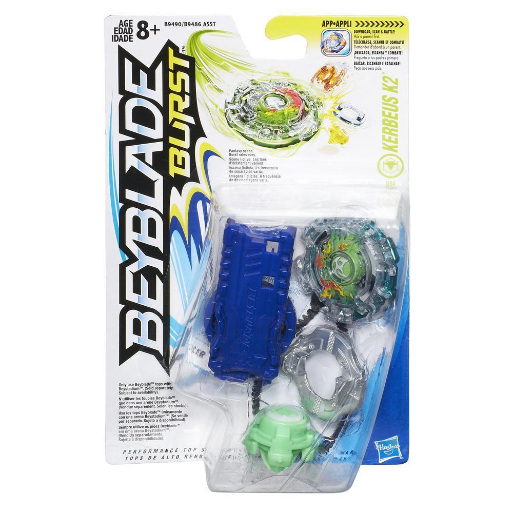 Beyblade Burst Başlangıç Paketi - Kerbeus K2