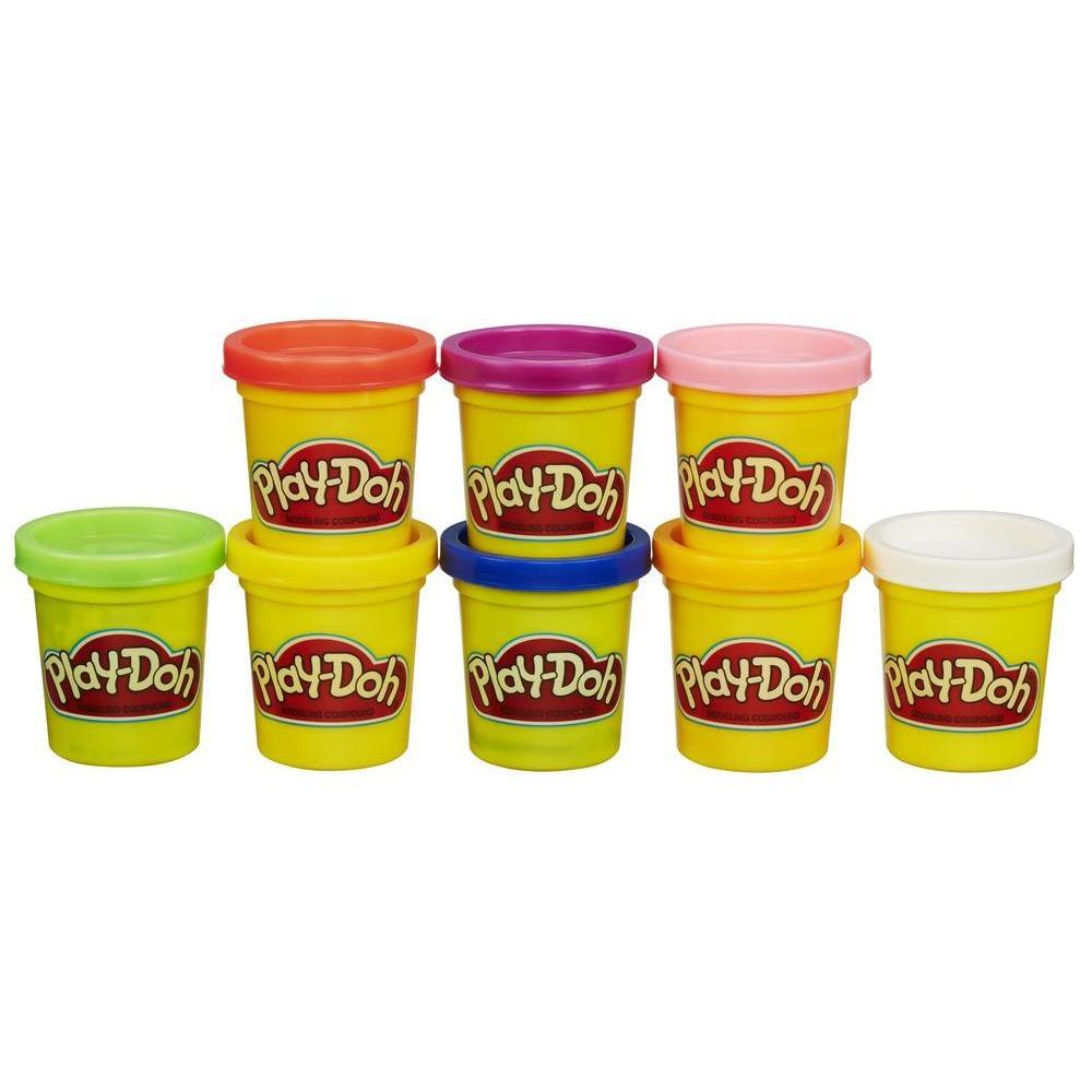 Play-Doh Gökkuşağı Seti