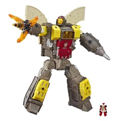 變形金剛 Generations 斯比頓之戰泰坦級龐龍玩具 - 可變形為司令部 - 成人及 8 歲和以上兒童,60 公分 Product