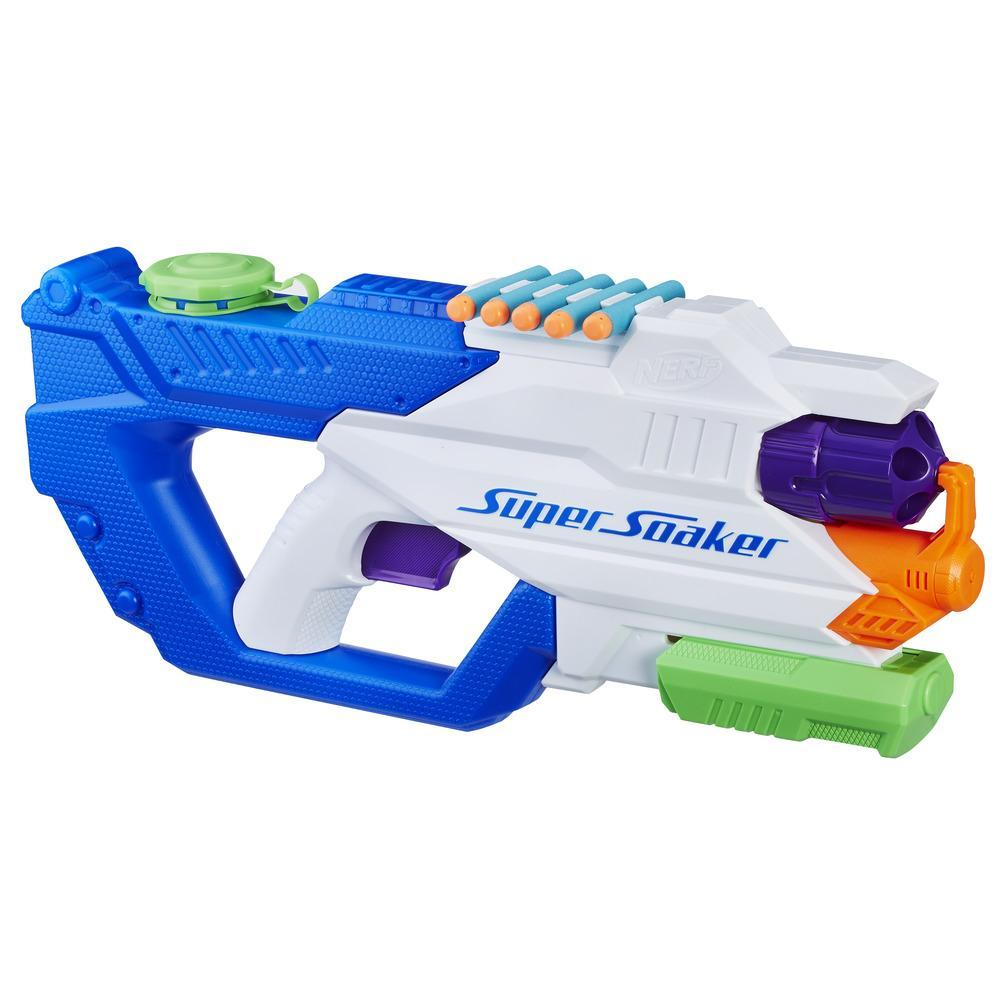 Super Soaker 水箭雙發槍