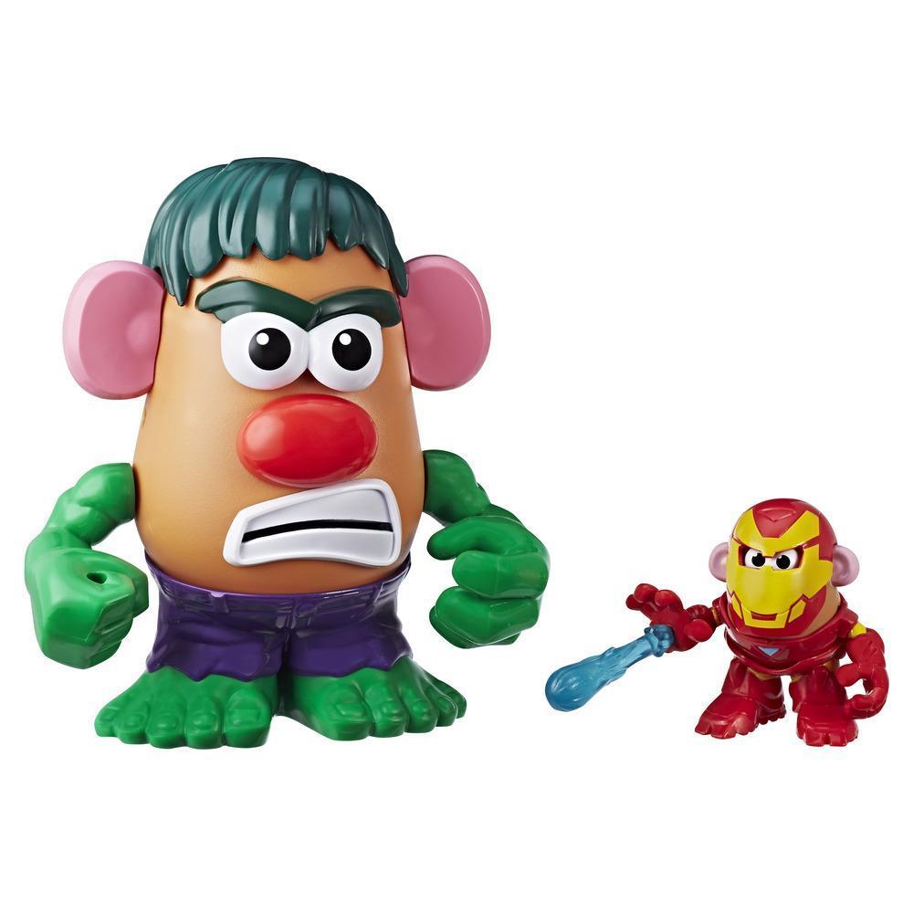薯蛋頭先生 Marvel套裝