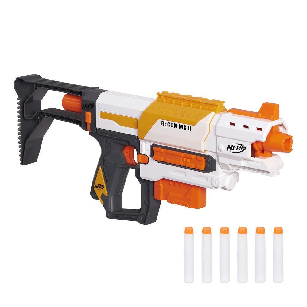 Modulus無極組合系列 - Mark 2 自由組裝槍