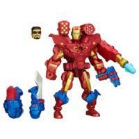 漫威超級英雄戰鬥組:電動鐵甲奇俠模型