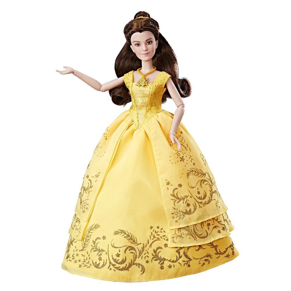 迪士尼公主 - 經典造型貝兒
