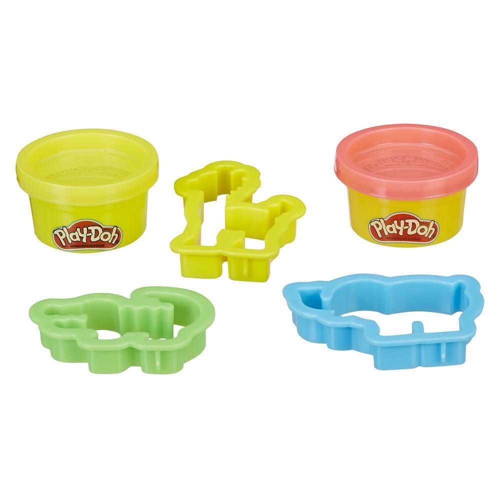 Play-Doh 輕便裝系列 - 小動物