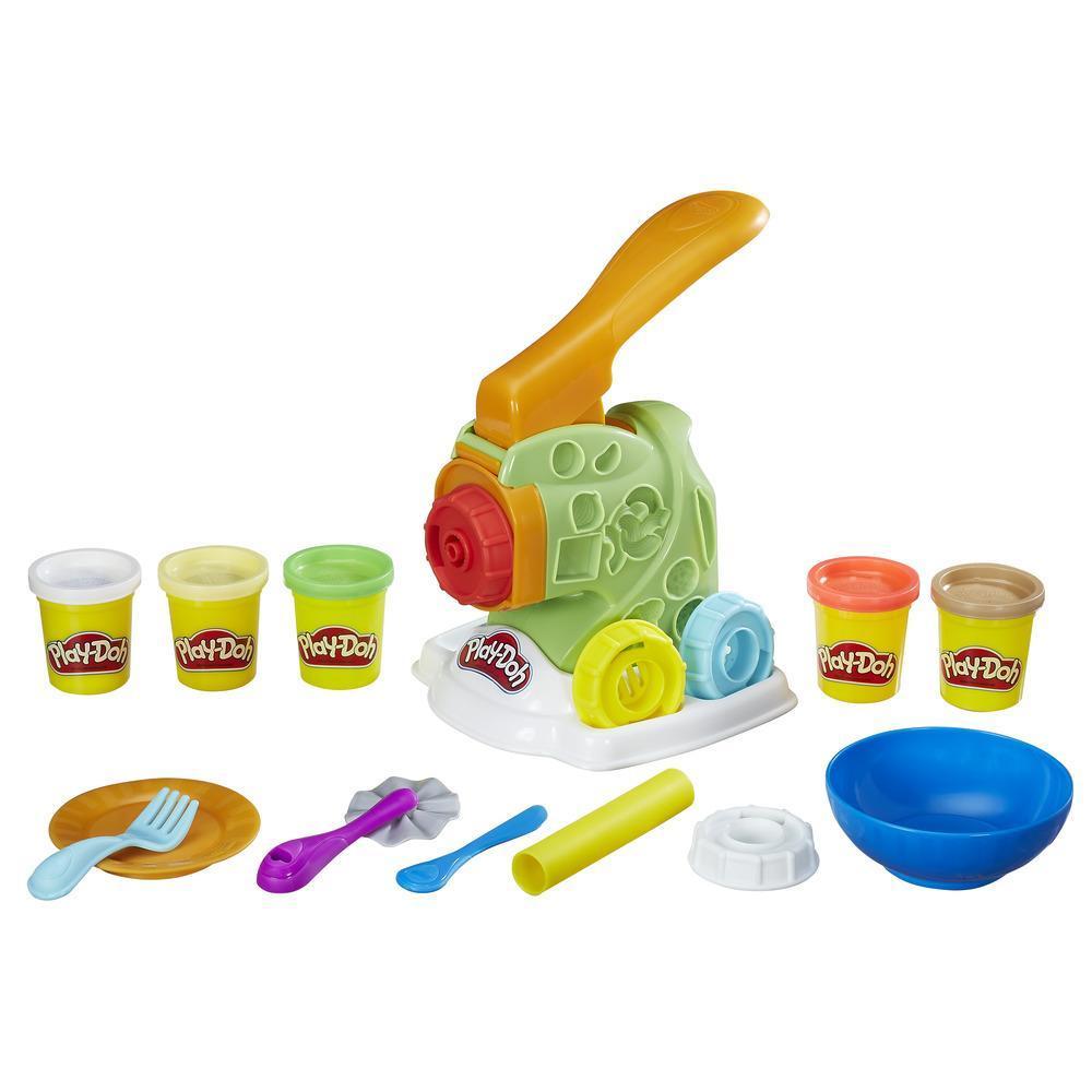 Play-Doh 培樂多小煮意 意粉大師