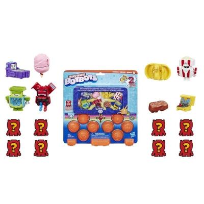 孩之寶出品變形金剛玩具 BotBots 電子遊戲背叛者驚喜套裝16 隻玩偶 - 神秘 2 合 1 玩偶 - 適合 5 歲及以上兒童(款式與顏色可能有異) Product