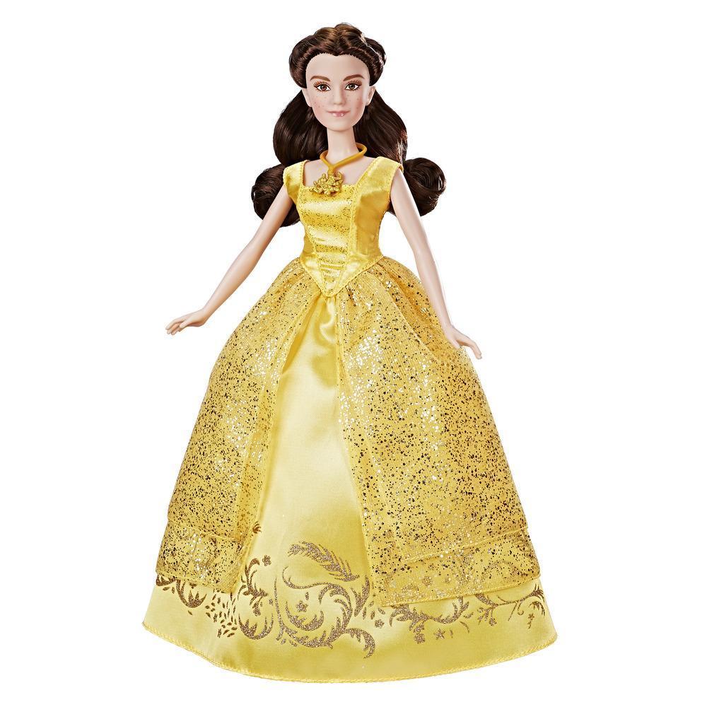 迪士尼公主 - 閃亮唱歌貝兒