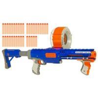 NERF - 輪轉式連發機關槍