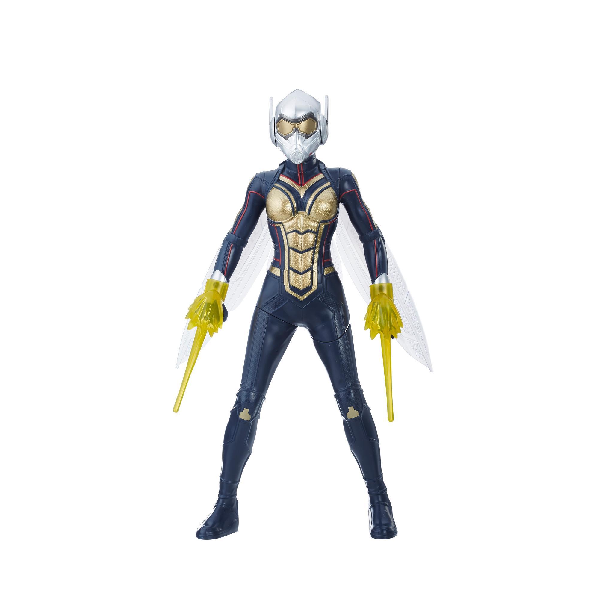 Marvel 蟻俠 - 黃蜂女 12