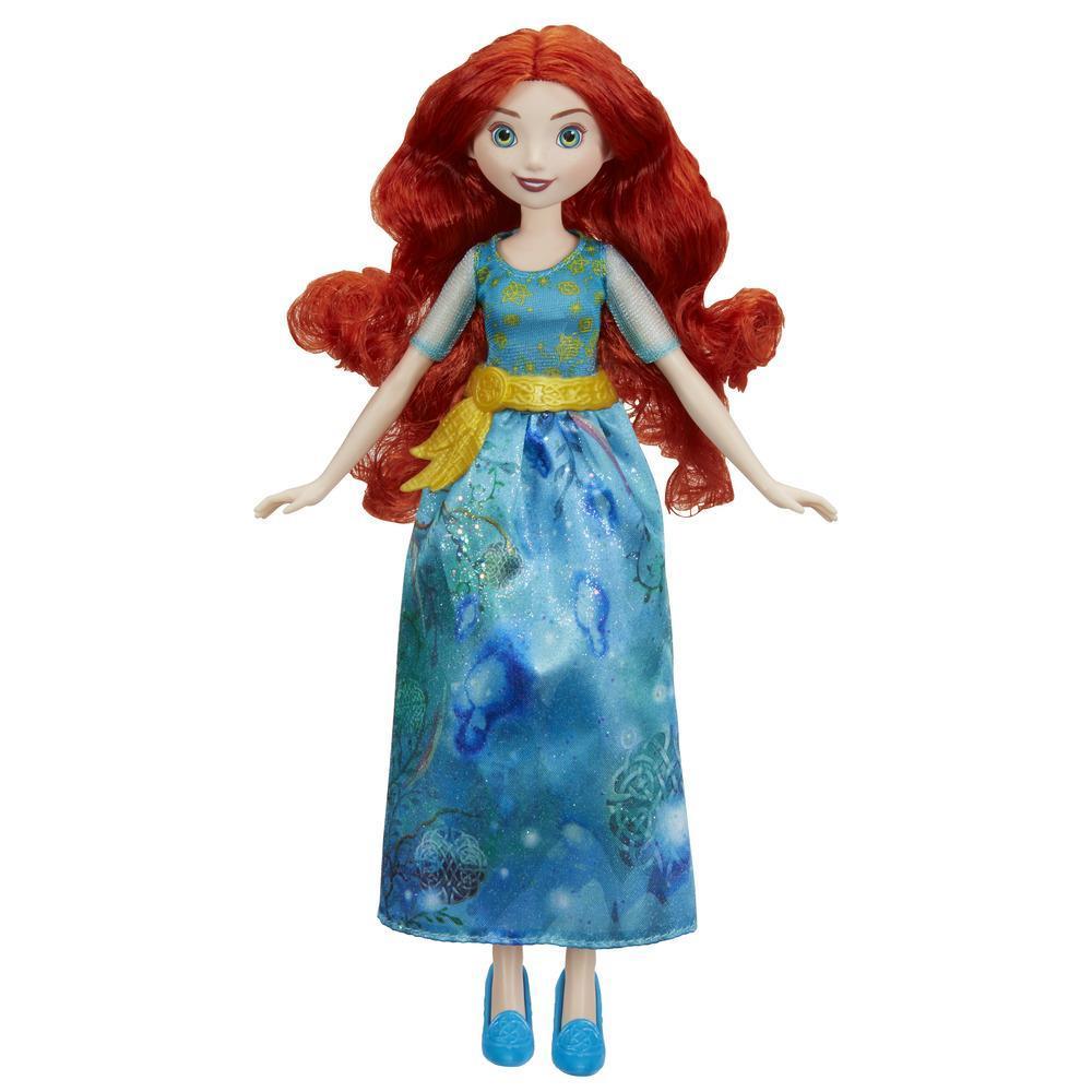 迪士尼公主 - 皇家閃粉公主裙系列 (梅莉達公主)