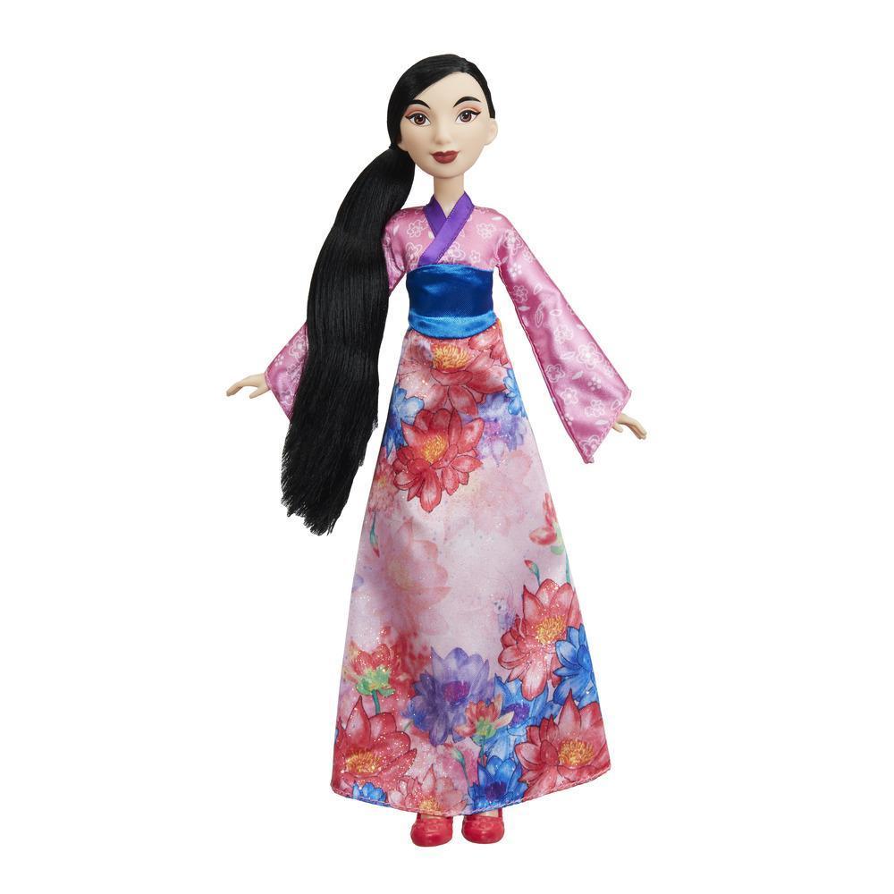迪士尼公主 - 皇家閃粉公主裙系列 (花木蘭)