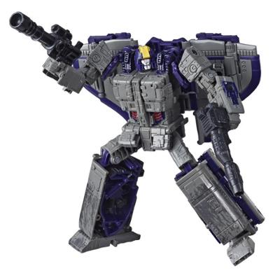 """變形金剛玩具世代斯比頓之戰領袖 WFC-S51 智慧魔星三變動作玩偶,7"""" Product"""