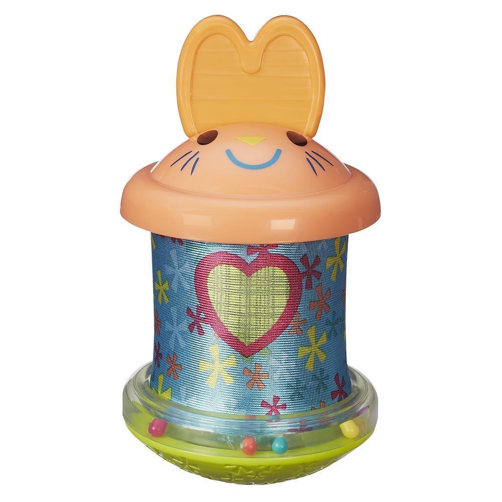 兒樂寶搖搖罐遊戲組-兔兔