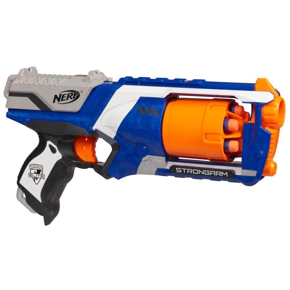 強襲者連發衝鋒槍