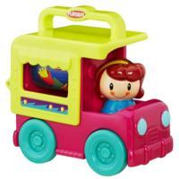 兒樂寶可攜式餐車遊戲組-冰淇淋車